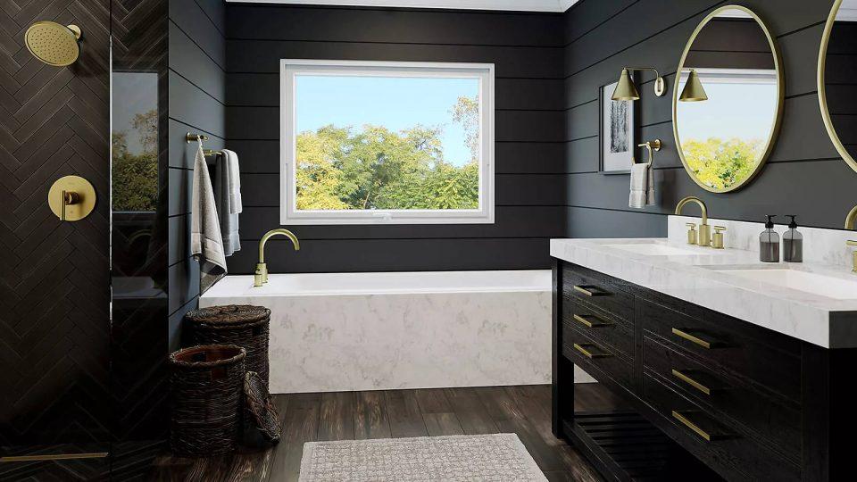 plumbing fixtures for custom and luxury homes