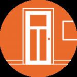 Interior Doors Icon